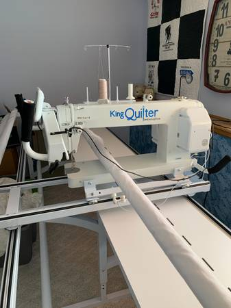 Photo King Quilter for sale - $4,000 (Grand Forks)