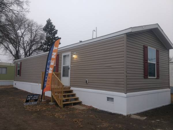 Photo YOU CAN PICK FROM 3 OPTIONS ON THIS 2 BEDROOM 2020 HOME (Minot MHP North Star MHP)
