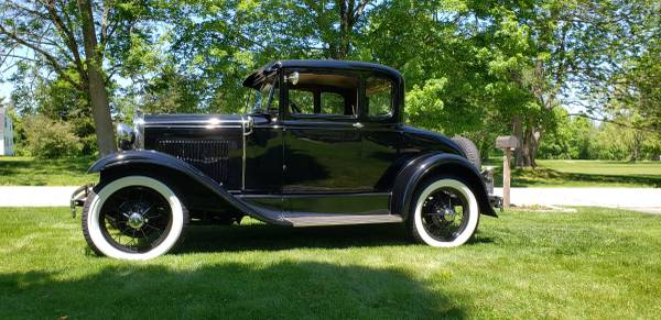 Photo 1930 Ford Model A Coupe (45B) - $19400 (Colchester)