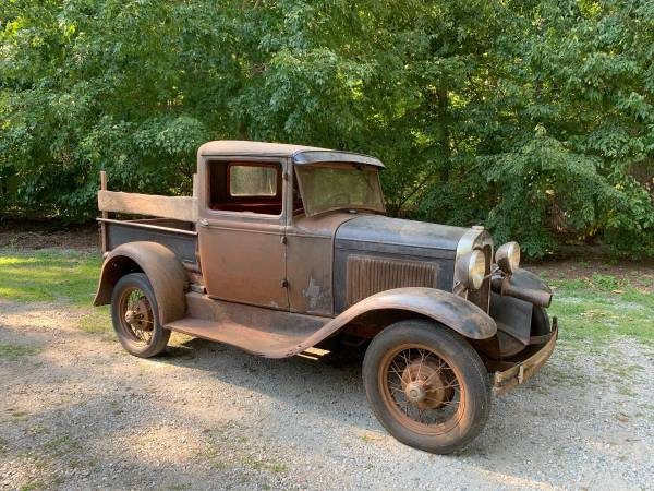 Photo 1930 Ford Model A Pickup - $9,500