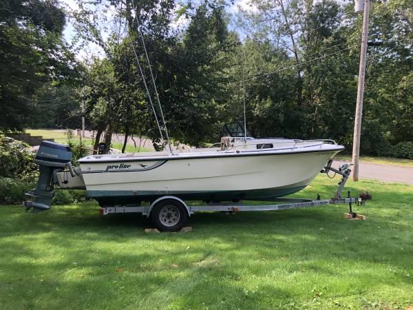 Photo 1985 2139 Proline 21 WA - $2,450 (SHELTON)