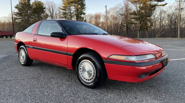 Photo 1990 Plymouth Laser 5 Speed - $2900