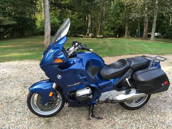 Photo 1996 BMW R1100RT - $1,900 (Clinton, CT)