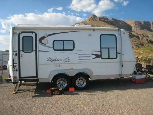 2006 21 Bigfoot Travel Trailer - $7600   RV, RVs for Sale ...