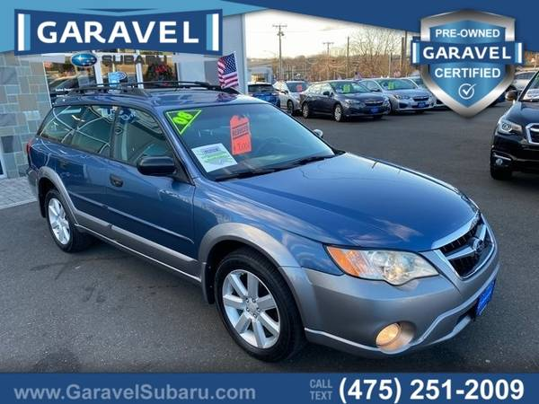 Photo 2008 Subaru Outback (New YorkNew Jersey Region) 2.5i - $7,000 (_Subaru_ _Outback (New YorkNew Jersey R)