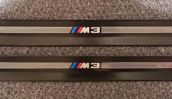 Photo BMW E36 M3 DOORS SILLS - $125 (Wallingford CT)