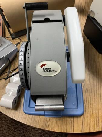 Photo Better Pack Manual 333 Plus Kraft Tape Dispenser - $160 (Meriden)
