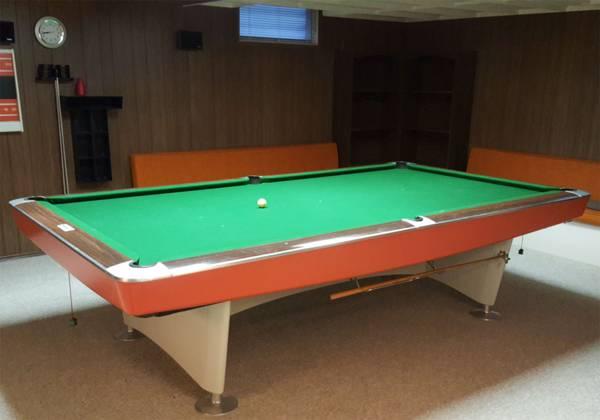 Photo Brunswick Gold Crown I Pool Table - 2 - $2000 (Wallingford)