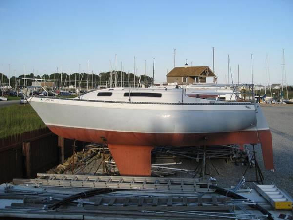 Photo CS 27 Sailboat - $4,900 (Madison, CT)