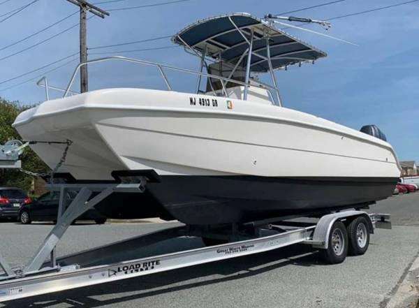 Photo Carolina Skiff- Sea Chaser 24 Catamaran - $30,000 (Madison)