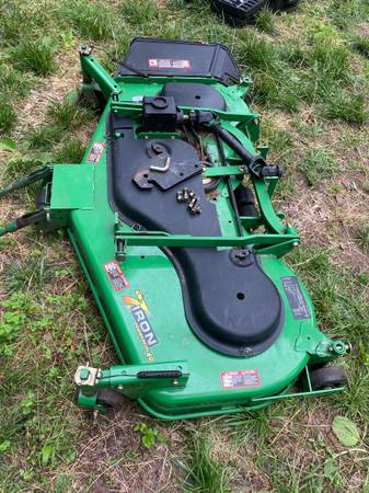 Photo Compact Tractor belly mower - $2,000 (Killingworth)