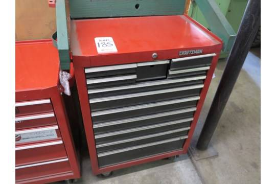 Photo Craftsman Tool Chest - $125 (Hamden)