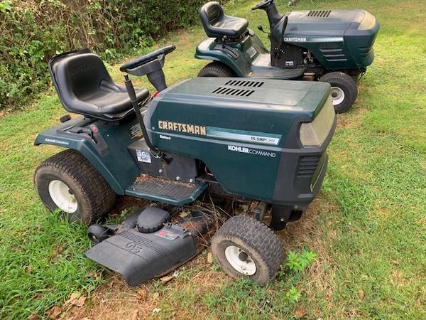 Photo Craftsman Tractor for parts - $25 (New Haven)