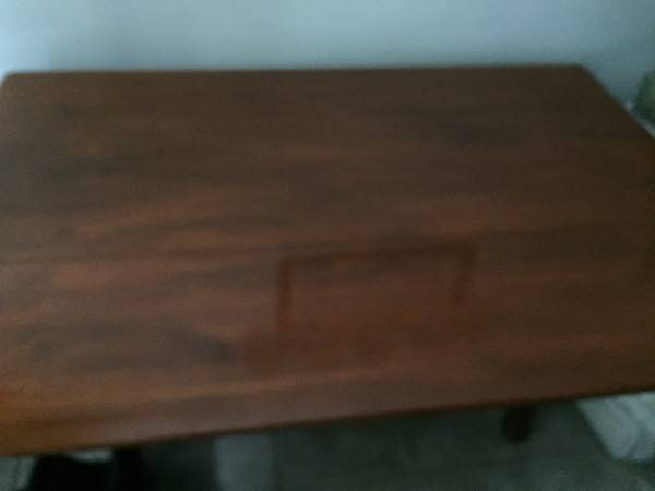 Photo Cushman Colonial Butterfly Maple Table - $500