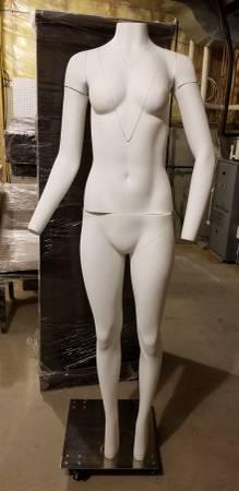 Photo Female Ghost Mannequin V Neck - $200 (Trumbull)