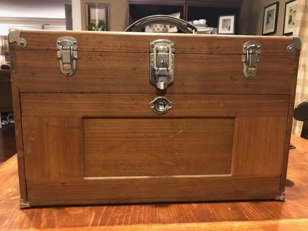 Photo Gerstner Machinist39s Toolbox - $450 (Bridgeport CT)