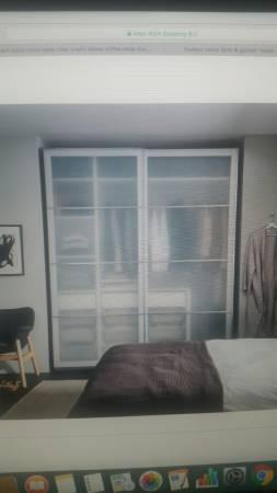 Photo IKEA Wardrobe Unit - $550 (Westbrook)