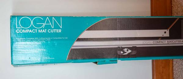 Photo Logan Compact Mat Cutter - $25 (Stratford)