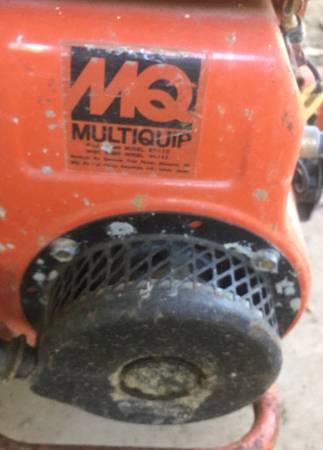 Photo Multiquip diaphram pump 3 - $200 (Sandy Hook)