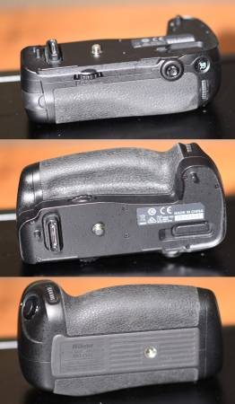 Photo Nikon MB-D16 Multi Battery Power Pack - $160
