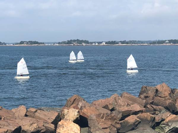 Photo Opitmist Sailboat(s) - $450 (Guilford)