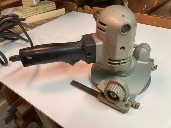 Photo Porter Cable 303 heavy duty paint grinder - $90 (New Haven)