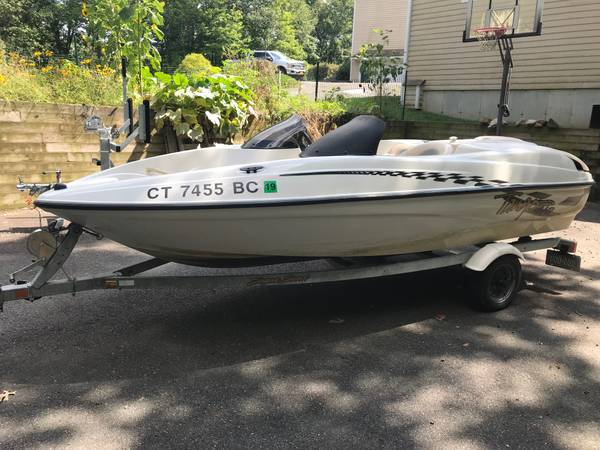 Photo Sugar Sand Jet Boat - $4,900 (Southbury)