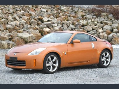 Photo Used 2006 Nissan 350Z Enthusiast for sale