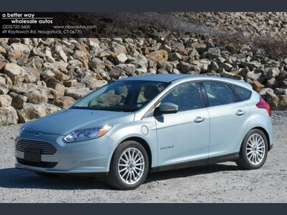 Photo Used 2013 Ford Focus Electric Hatchback for sale