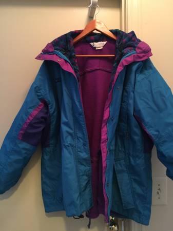 Photo Women39s Columbia 3 in 1 Interchange Jacket Size Large L Great Conditio - $25 (Shelton)