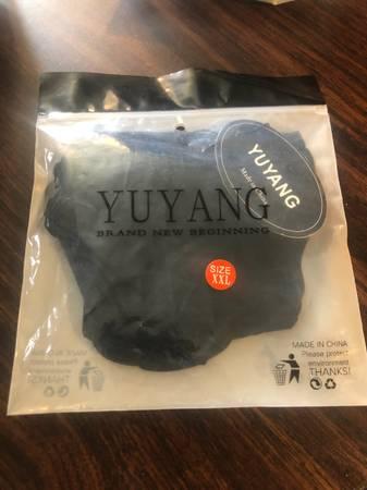 Photo YUYANG Brand New Beginnings Mens Soft Briefs Fashion Sexy Size XXL Bla - $5 (West Haven)