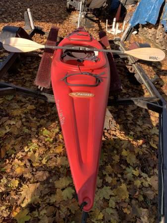 Photo 14 ft. pelican kayak - $270 (Budd Lake)