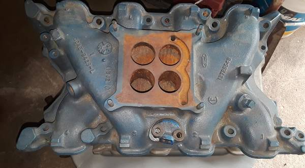 Photo 1969-70 Ford Mustang OEM Engine Parts (Rockaway)
