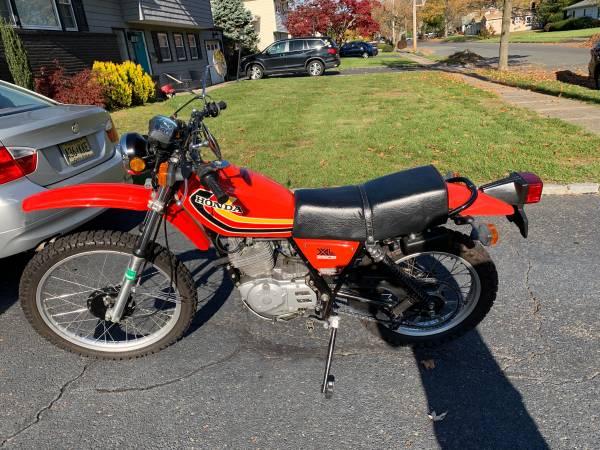 Photo 1979 Honda xl250s - $3,500 (springfield)