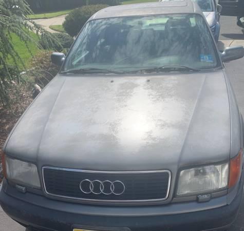 Photo 1992 Audi 100 S - $2,000 (Little Ferry)