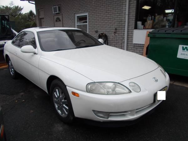 Photo 1994 Lexus SC400 Rare Great Condition Low Miles 1 Owner - $5700 (Wayne, NJ)