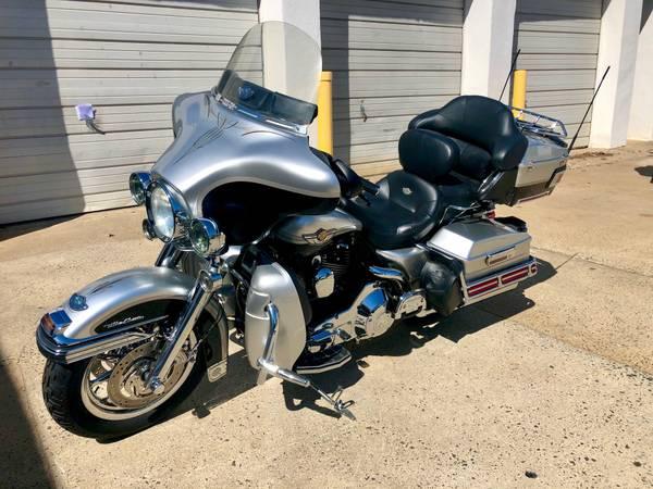Photo 2003 Harley Davidson 100th anniversary Ultra Classic - $13,000 (Union, NJ)