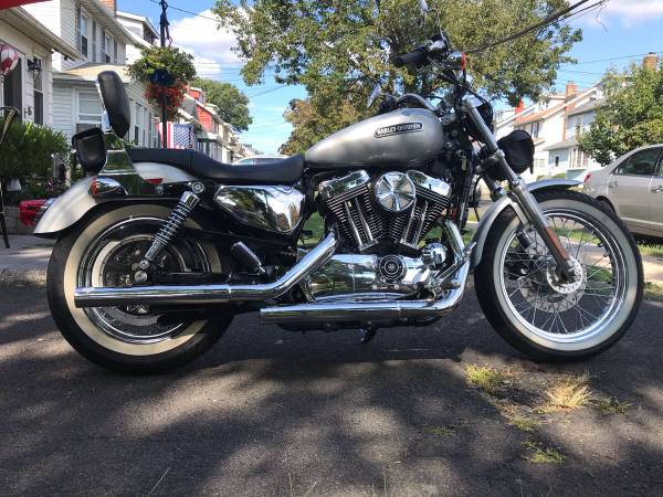 Photo 2006 Harley Davidson Sportster 1200 XL - $6,700 (North Arlington)