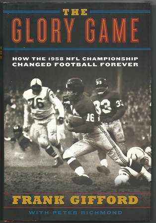 Photo (2008) Frank Gifford - NY Giants (Book - 1st Edition) - $3 (Long Valley)