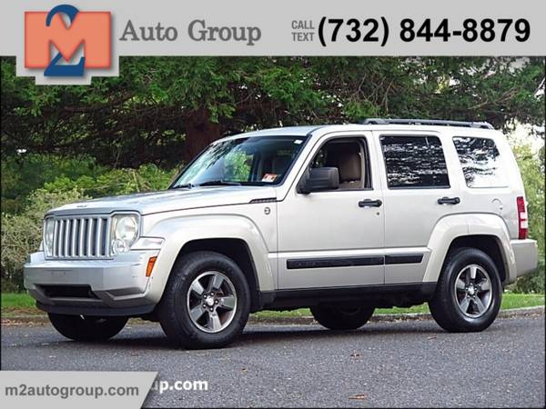 Photo 2008 Jeep Liberty Sport 4x4 4dr SUV - $5,800 (East Brunswick, NJ)
