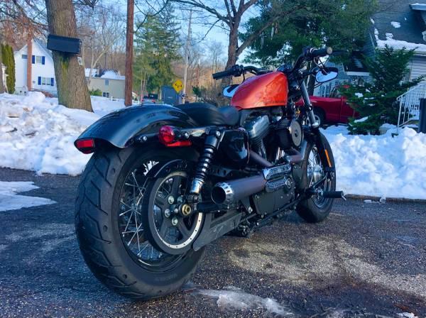 Photo 2011 H-D Sportster Forty Eight - $8,500 (Wayne, NJ)