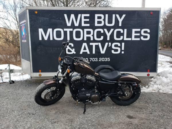 Photo 2012 Harley Davidson Sportster 48 Only 5000 Miles Extras Easy Finance - $7,499 (ibuypowersportsinc)