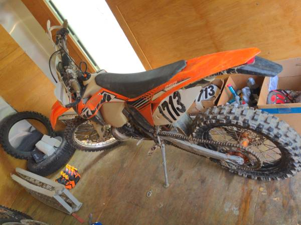Photo 2014 KTM XC-W 250 - 2 stroke - $4,800 (Long Valley NJ)