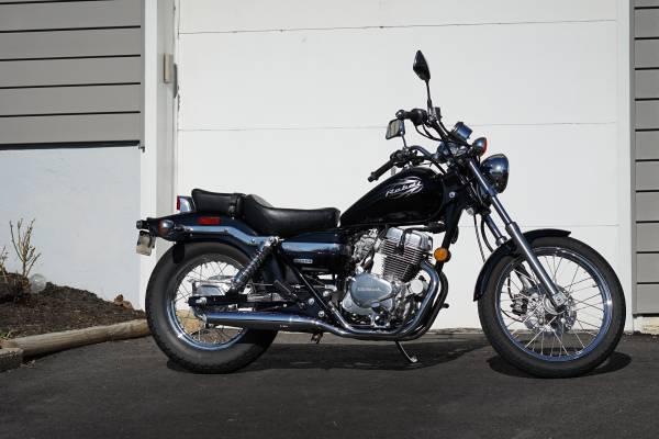 Photo 2015 Honda Rebel 250 CMX250 - $4,200 (Hackettstown)