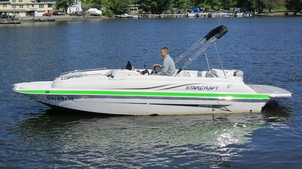 Photo 2015 Starcraft Limited 2000 IO with Trailer - $29,987 (Lake Hopatcong)