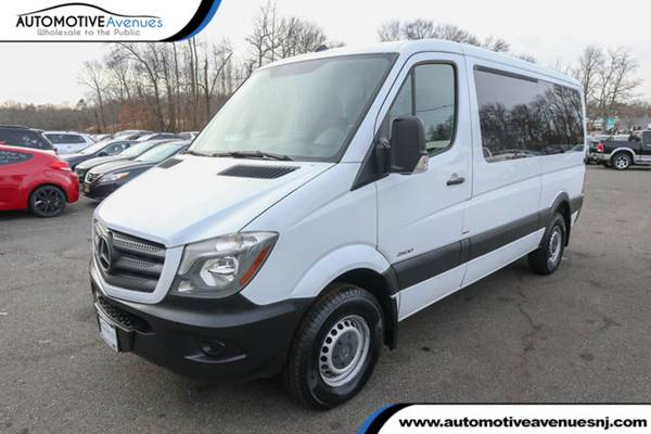 Photo 2016 Mercedes-Benz Sprinter Cargo Vans, Arctic White - $25995 (Automotive Avenues)