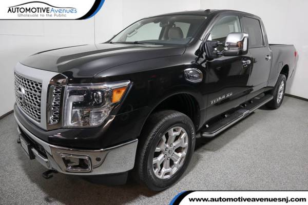 Photo 2016 Nissan Titan XD, Magnetic Black - $26995 (Automotive Avenues)