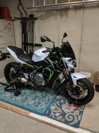Photo 2017 Kawasaki z650 - $5,300 (Hackettstown)