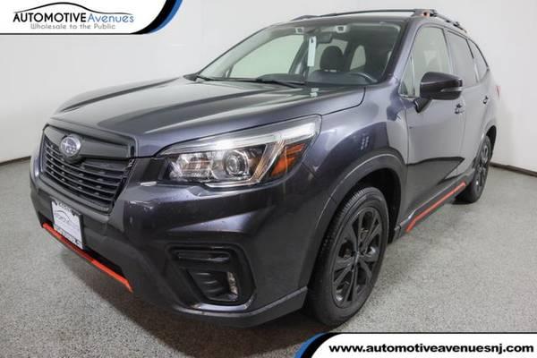 Photo 2019 Subaru Forester, Dark Gray Metallic - $25,995 (Automotive Avenues)