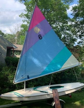 Photo AMF Sunfish Sailboat - $750 (Wayne, NJ)